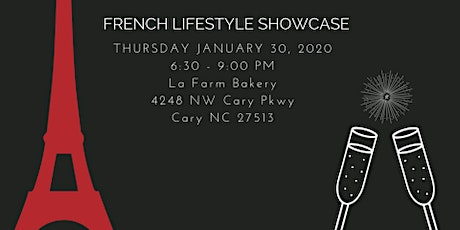 TASTE & TOAST- French Lifestyle Showcase tickets