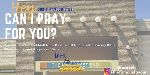 Can I Pray With You? (Greenbriar Mall)