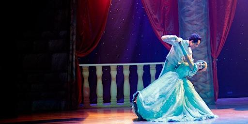 """""""Cinderella - A Princesa das Princesas"""", no Teatro Fernando Torres"""