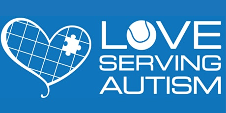 Love Serving Autism Youth Tennis Clinic tickets