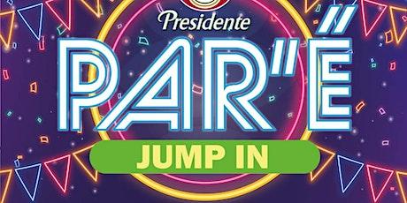 PAR'E JUMP IN tickets