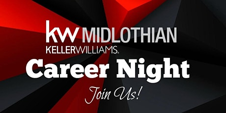 November, 2020 Real Estate - Career Night | Keller Williams Midlothian tickets