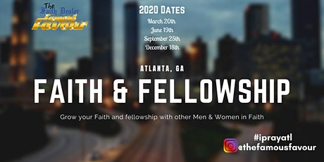Faith + Fellowship tickets
