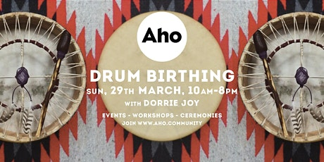 Drum Birthing Workshop with Dorrie Joy tickets