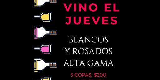 VINO EL JUEVES - SUMMER WINE