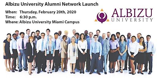 Launching Albizu University Alumni Network and Recognition Program