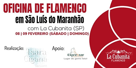 OFICINA DE FLAMENCO EM SÃO LUÍS ingressos