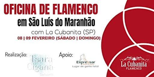 OFICINA DE FLAMENCO EM SÃO LUÍS