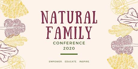 Natural Family Conference tickets