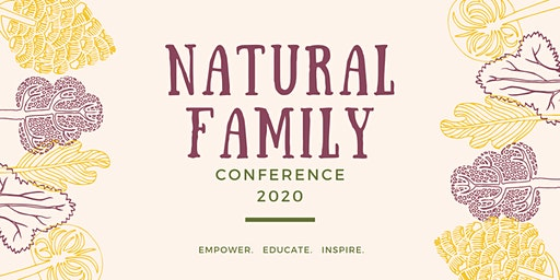Natural Family Conference