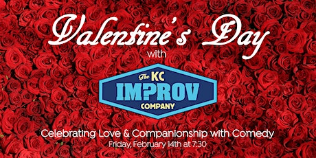Valentine's Day w/ The KC Improv Company tickets