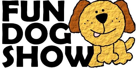 Fun Dog Show tickets
