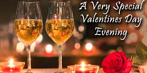 A Very Special Cupids Blue Arrow Valentines Evening