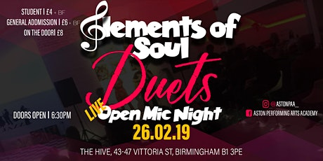 EOSoul: Duets tickets