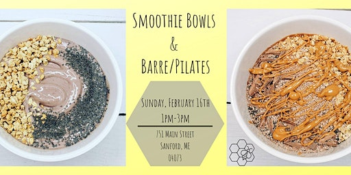 Smoothie Bowls & Barre/Pilates