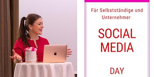 Social Media Workshop Day für Selbstständige und Unternehmer