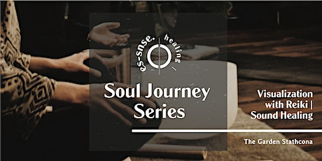 Soul Journey Series | Visualization with Reiki | Sound Healing | FIRE tickets