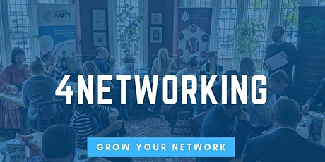 4Networking Didsbury Lunch - Business Networking tickets