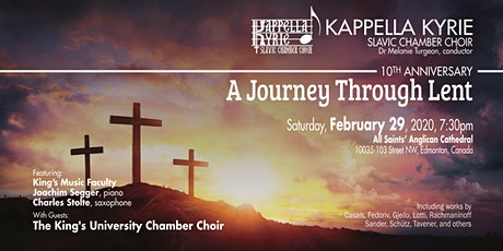 "Kappella Kyrie Slavic Chamber Choir presents ""A Journey Through Lent"" tickets"