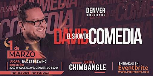 Humor y Rumba con David Comedia