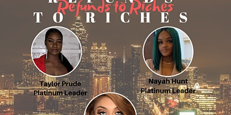 REFUNDS TO RICHES: CAU tickets