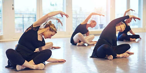 Ballet Fusion - Adult ballet fitness class - Paignton (Thursday 6pm)