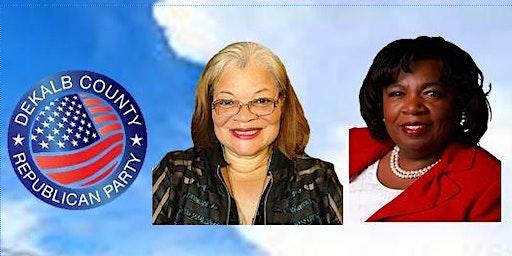 DeKalb GOP Breakfast with Dr. Alveda King & Vivian Childs