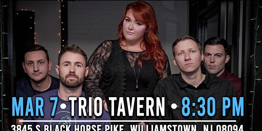 Bougie & The Beasts - Live! At Trio Tavern - Williamstown, NJ