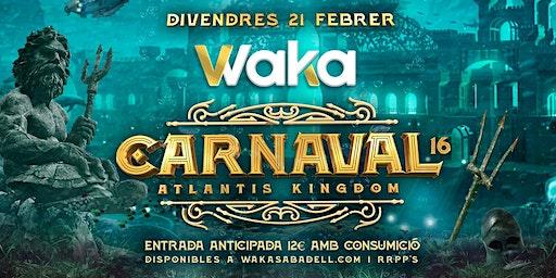 WAKA FESTIVAL 16 - CARNAVAL - DIV. 21-2-20