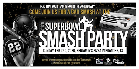 2020 Superbowl Smash Party tickets