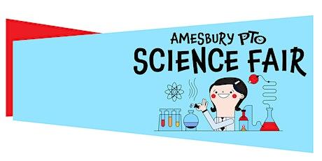 Amesbury PTO 2020 Science Fair tickets