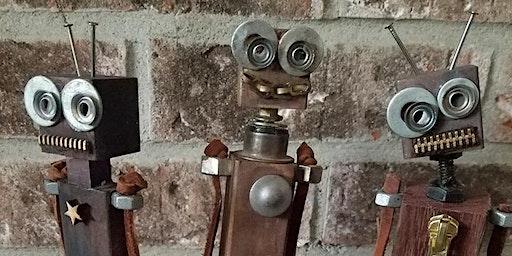 Whimsical Robot Workshop