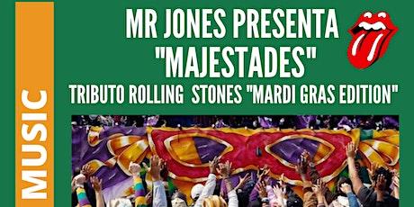MAJESTADES [TRIBUTO The Rolling Stones] entradas