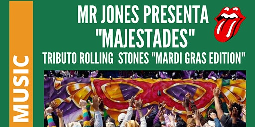 MAJESTADES [TRIBUTO The Rolling Stones]