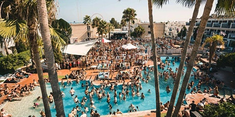 Pambos Pool party at Pambos Napa Rocks hotel tickets