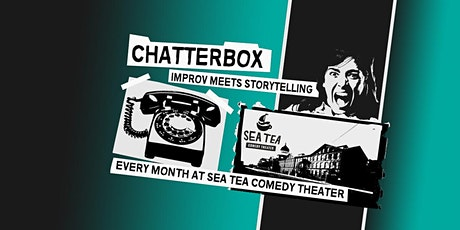 Chatterbox feat. Daring Duos! tickets