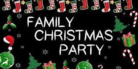 M&E Family Christmas 2020 tickets