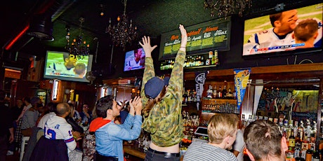 Superbowl LIV Party - Unlimited Drinks & Food tickets