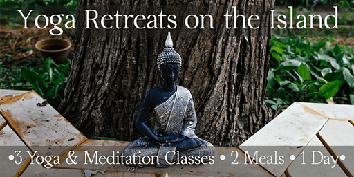 Yoga Retreat on Toronto Island