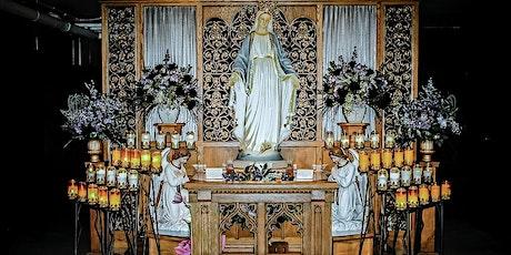 Marian Retreat Day at Champion Shrine tickets