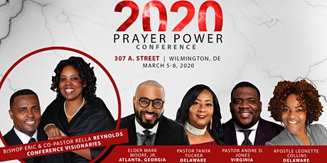 25th Annual Prayer Power Conference tickets
