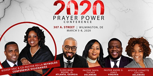 25th Annual Prayer Power Conference