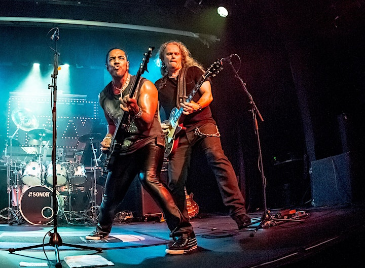 Limehouse Lizzy @ Layton Institute image