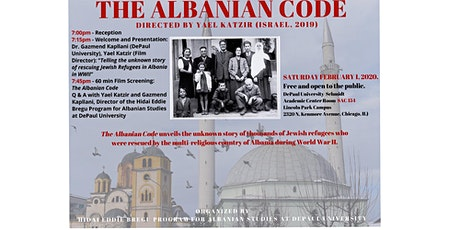 The Albanian Code by Yael Katzir (Film screening) tickets