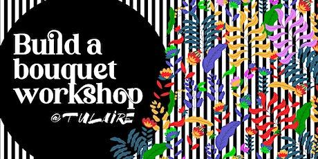 Build a Bouquet Workshop tickets