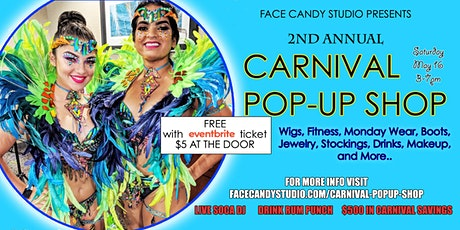 Carnival Pop up Shop and Mixer tickets