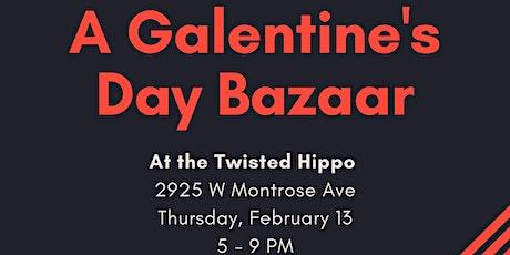 A Galentine's Day Bazaar tickets