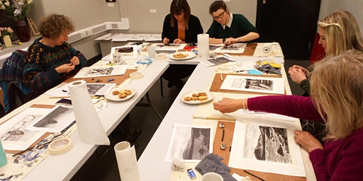 Being Playful with Drawing 3 Workshops: Thurs 6th, 20th and 27th February