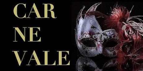 PizzaPlex Presents. Carnevale Masquerade Ball tickets