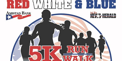 Red, White, and Blue 5k